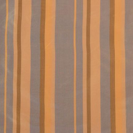 Doupion/Taffeta Kristall breit gestreift