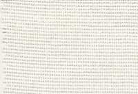 20x104cm Reststück Steifleinen weiß